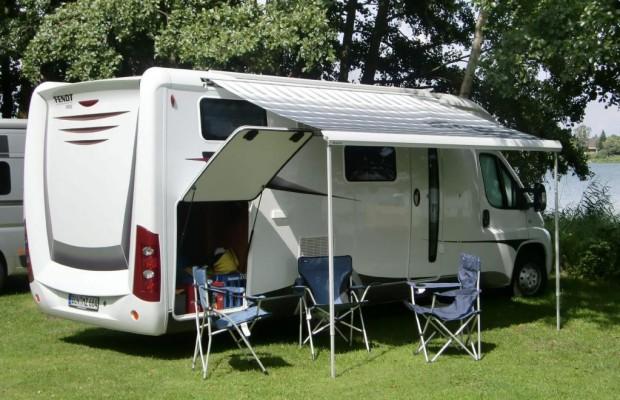 Fit in die Caravan und Wohnmobil-Saison