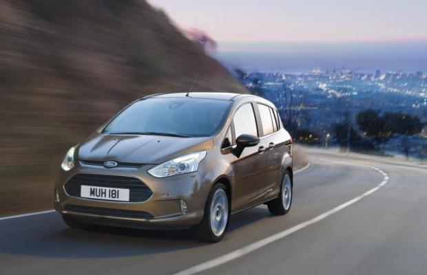 Ford B-Max - Mini-Van mit Tür-Trick ab 15.950 Euro