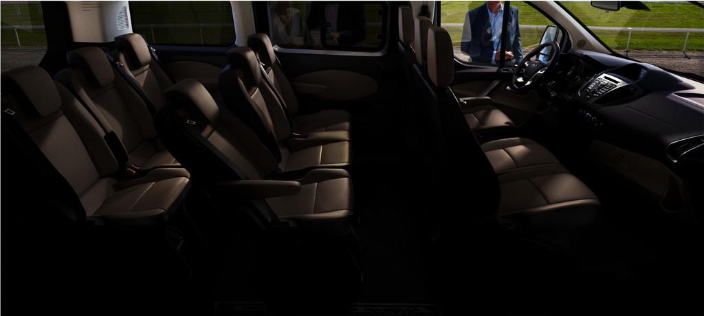Ford Tourneo Custom kommt zum Jahreswechsel