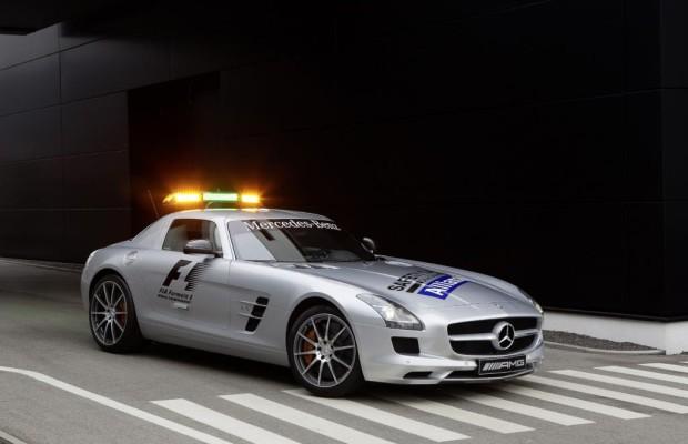 Formel-1-Safty Cars wieder von AMG