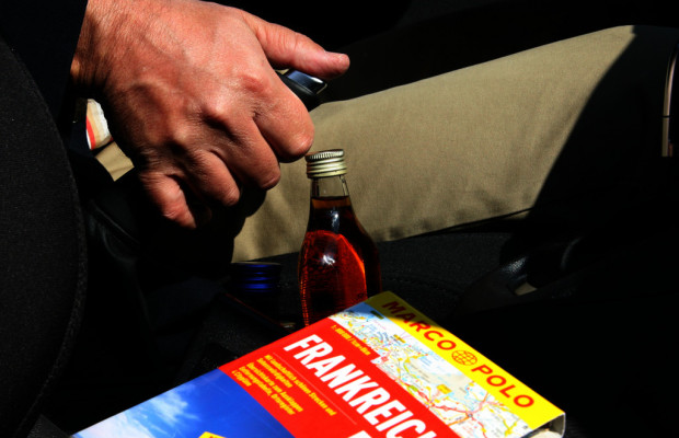 Frankreich schreibt Autofahrern Alkoholtester vor