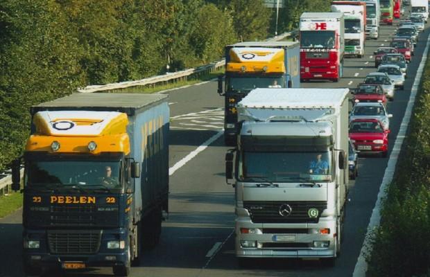 Freie Fahrt für Lkw vor Ostern und Pfingsten