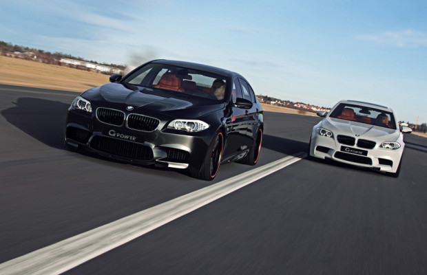 G-Power spendiert BMW M5 80 PS mehr
