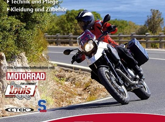GTÜ gibt Ratgeber für Motorradfahrer heraus