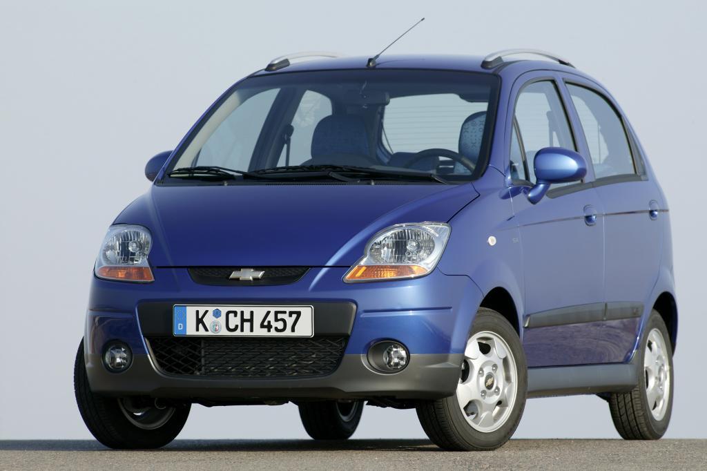 Gebrauchtwagen-Check Chevrolet Matiz - Anfälliger Korea-Ami