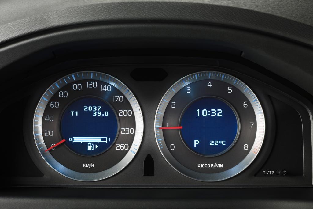 Geholfen haben dabei das Start-Stopp-System und die Bremsenergie-Rückgewinnung