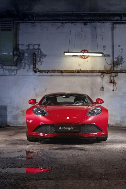 Genf 2012: Artega überarbeitet Leichtathlet GT