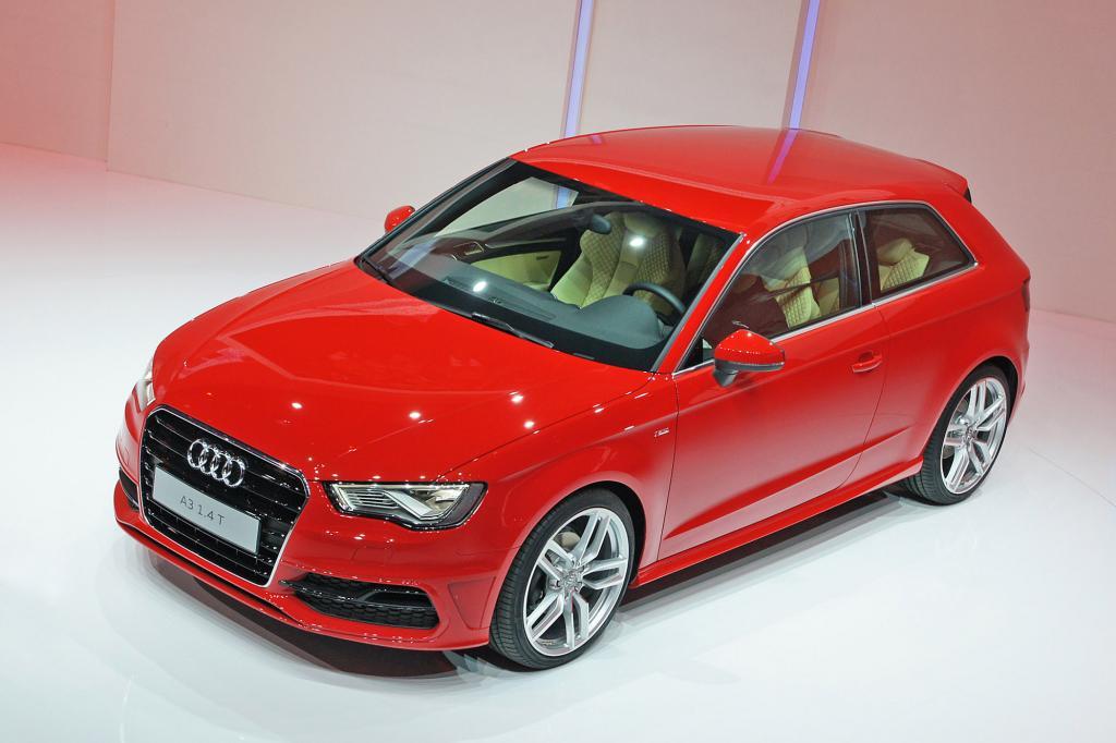 Genf 2012: Audi A3 - Gut gerüstet