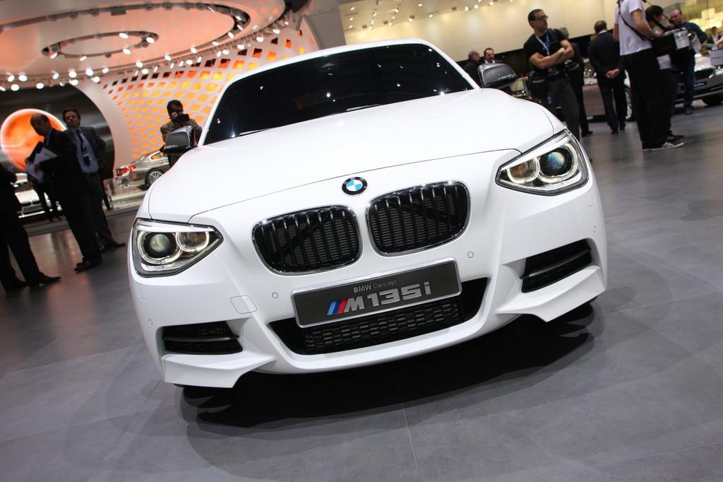 Genf 2012: BMW 1er im M-Format