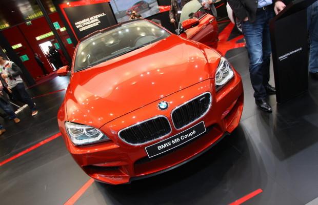Genf 2012: BMW zeigt M6 Coupé und M-Performance-Modelle