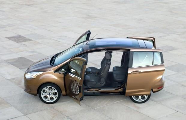 Genf 2012: Ford B-Max - Offen wie ein Scheunentor