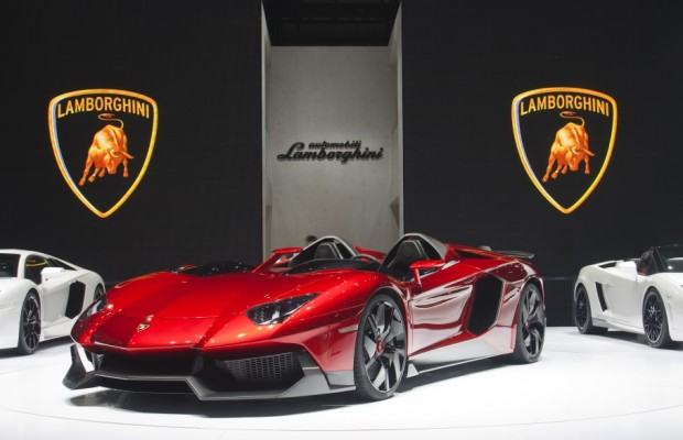 Genf 2012: Lamborghini Aventador Jota - Roadster mit Helmpflicht
