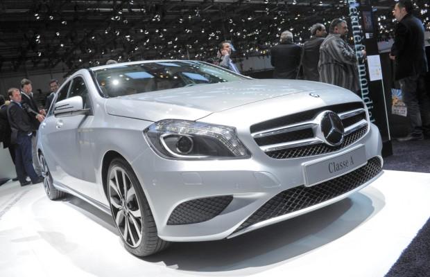 Genf 2012: Mercedes A-Klasse - Konzept-Wechsel
