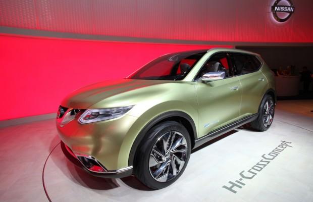 Genf 2012: Nissan zeigt die Studie Hi-Cross