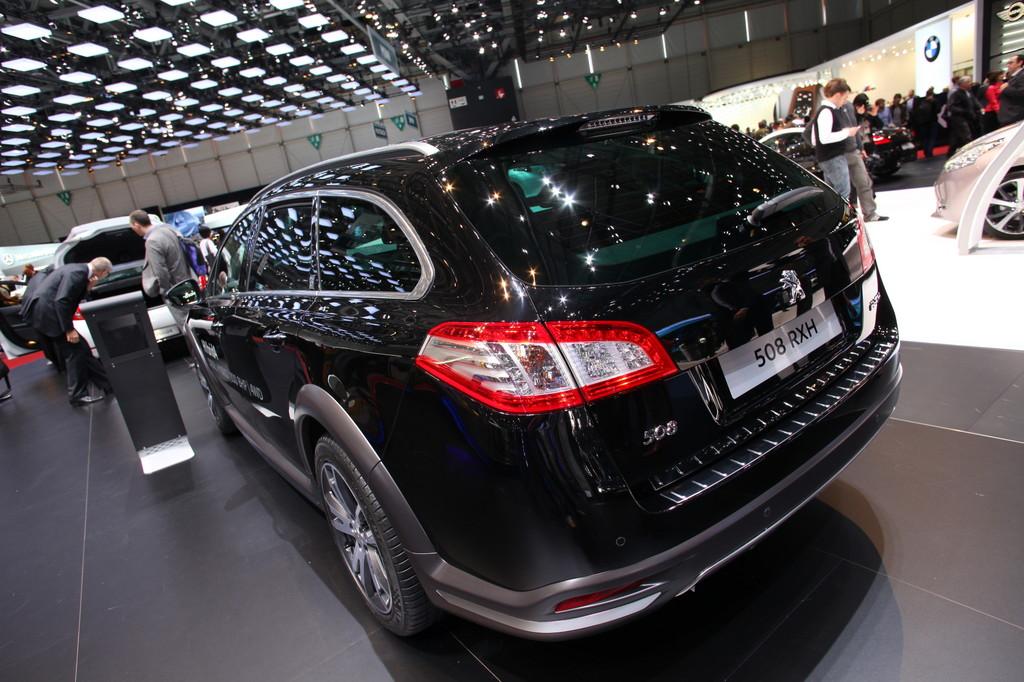 Genf 2012: Peugeot setzt Hybrid-Kurs fort