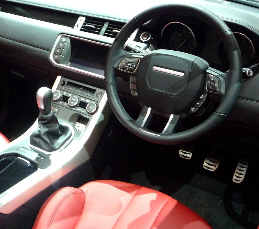 Genf 2012 – Range Rover Evoque Cabrio: Offen ins Gelände
