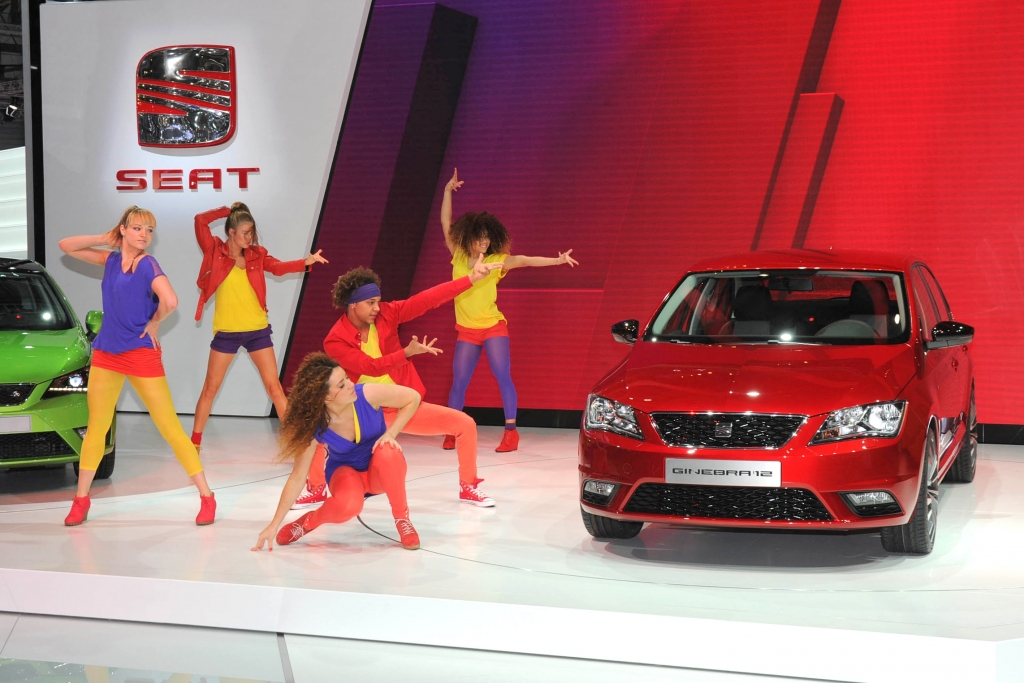 Genf 2012: Seat Toledo Concept - Zurück zu den Wurzeln