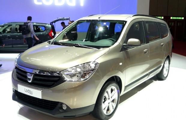 Genf 2012 - Weltpremiere Dacia Lodgy: Volks-Van für kleines Geld