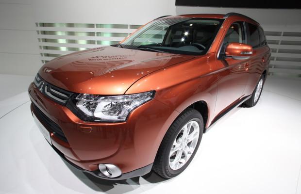 Genf 2012: Weltpremiere für den Mitsubishi Outlander