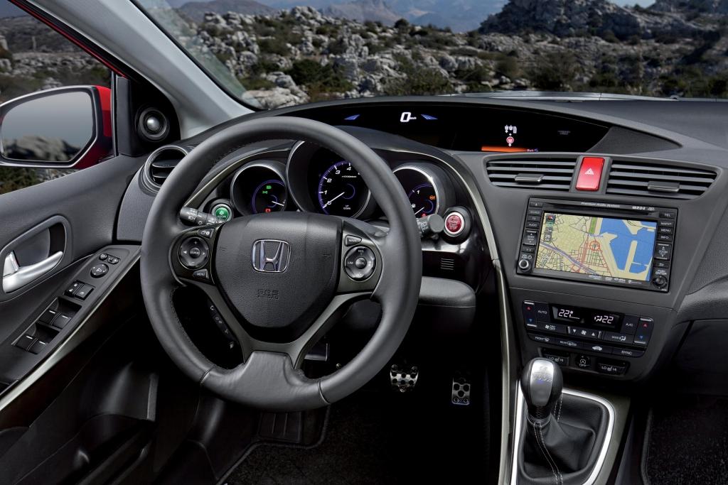 Honda Civic: Golf für Individualisten