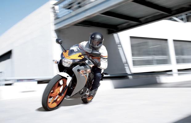 Honda Schnupperkurs: Motorradfahren ohne Führerschein
