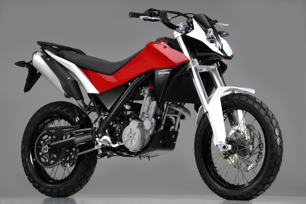 Husqvarna Motorcycles: Vom Offroad-Bike zur Supermoto