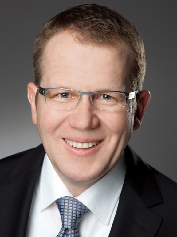 Jörg Reithmeier, Hymer Geschäftsführer.