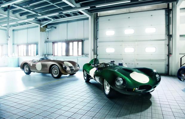 Jaguar gründet eigenes Klassik-Rennteam