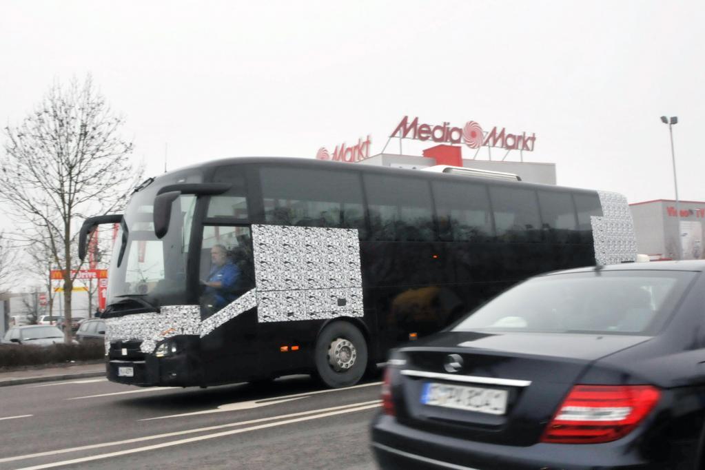 Kurz vor dem Start: Neue Omnibus-Generation von Setra