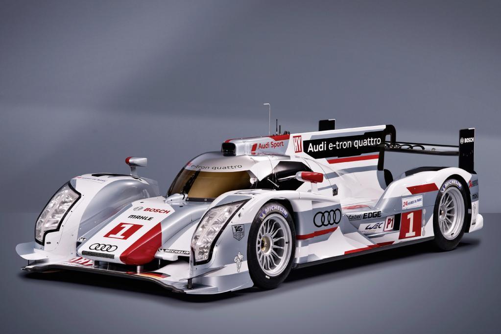 Le Mans 2012: Die Hybrid-Herausforderung