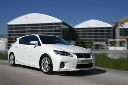 Lexus: Größte Senkung des CO2-Ausstoßes aller Hersteller