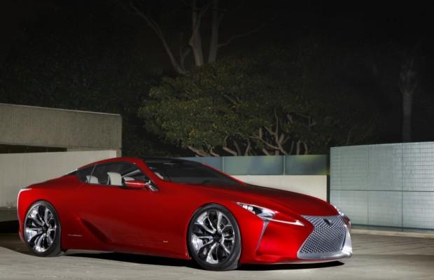 Lexus-Strategie - Hybrid ist nicht alles