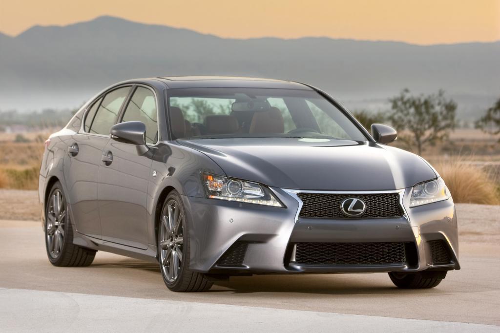 Lexus setzt auf Sportlichkeit