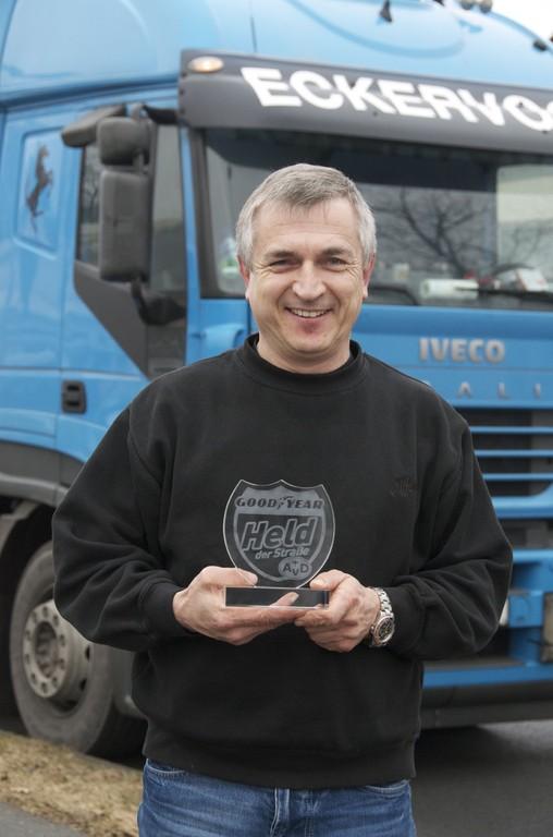 Lkw-Fahrer aus Gütersloh ist