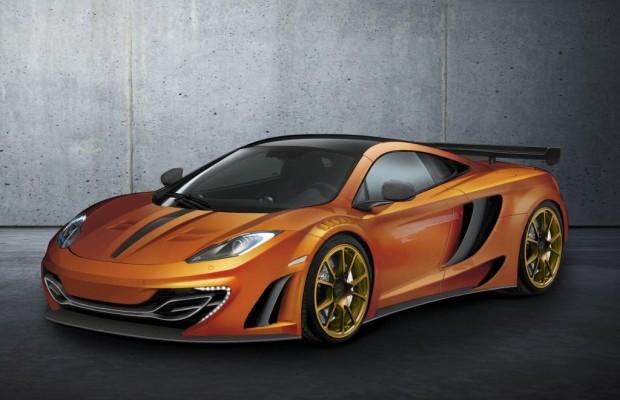 Mansory McLaren - Schnell, bunt und leicht