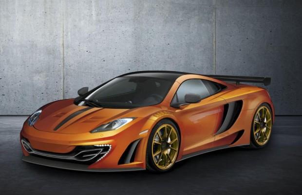 Mansory: Mehr McLaren wagen
