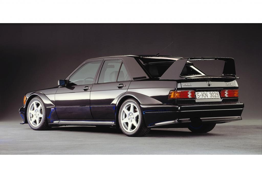 Mercedes 190E 2.5-16 Evolution II von 1990