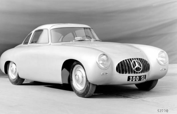 Mercedes 300: Für Le Mans und Adenauer