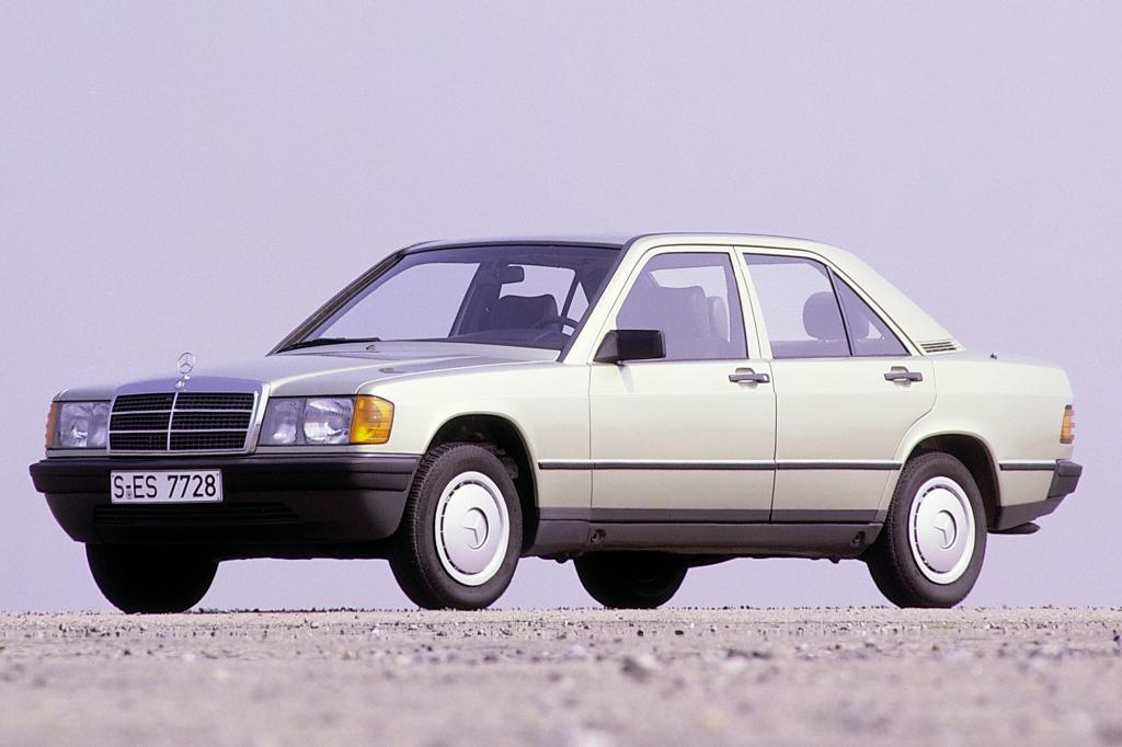 Mercedes Benz 190, ab 1982