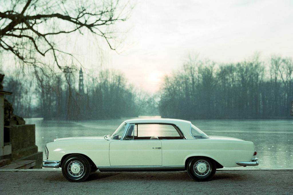 Mercedes-Benz 220 SEb Coupe ab 1961