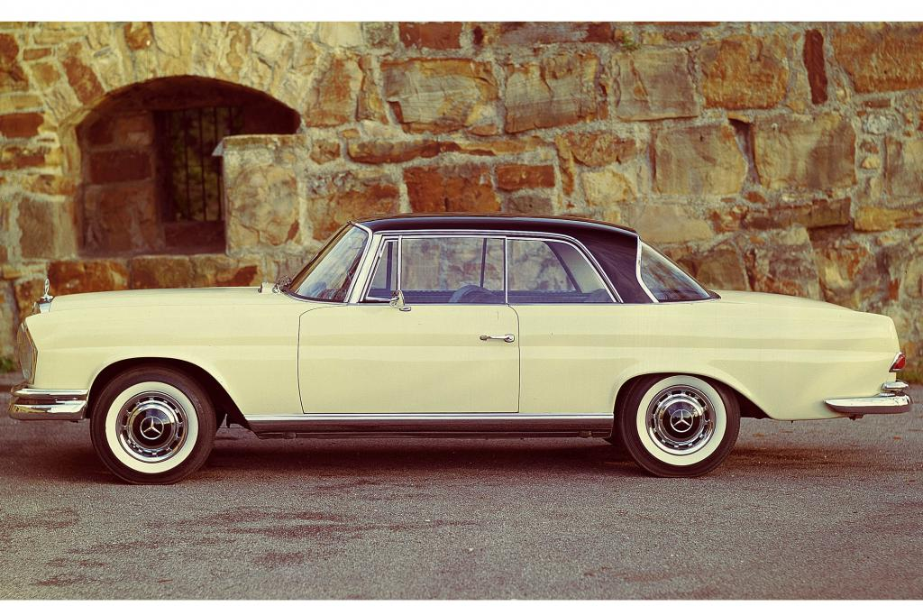 Mercedes-Benz 250 SE Coupe ab 1965