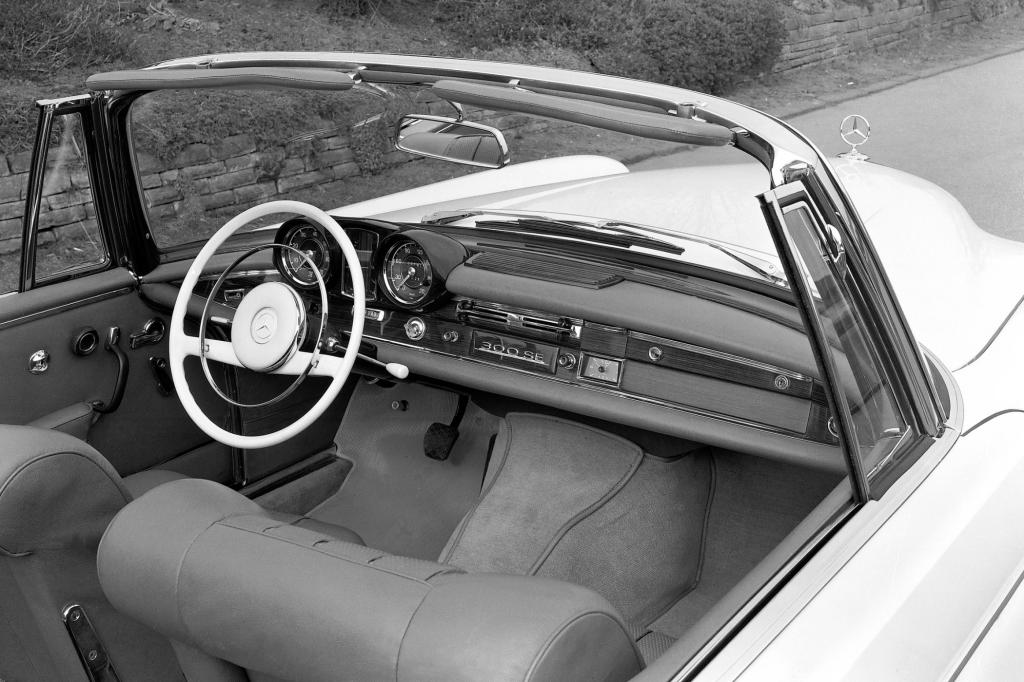 Mercedes-Benz 300 SE Cabriolet ab 1962