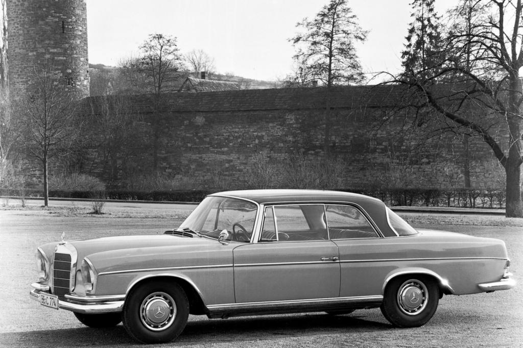 Mercedes-Benz 300 SE Coupe ab 1962