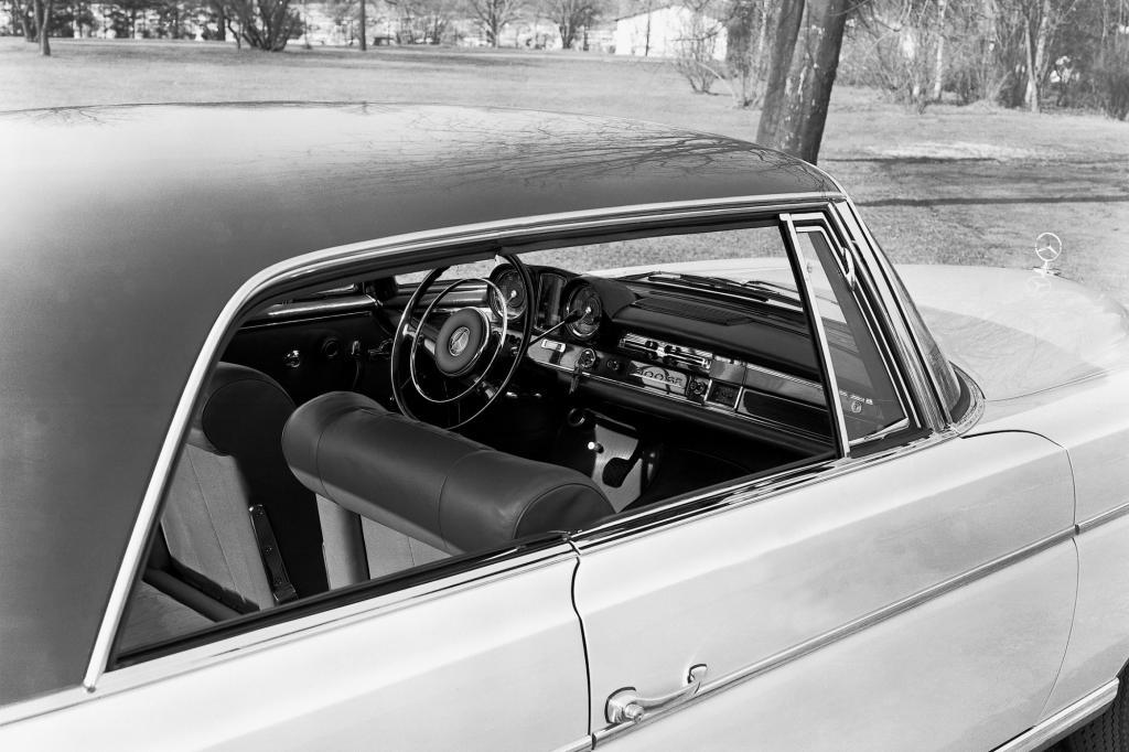 Mercedes-Benz 300 SE Coupe von 1962