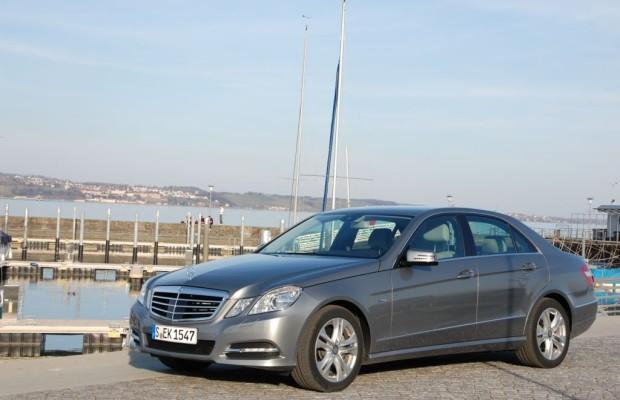 Mercedes E 300 Bluetec Hybrid: Das vielleicht sparsamste Oberklasse Modell der Welt