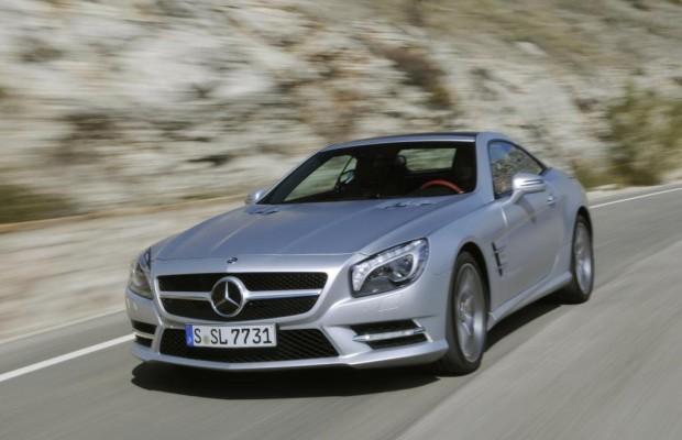 Mercedes SL - Der Athlet unter den Cruisern