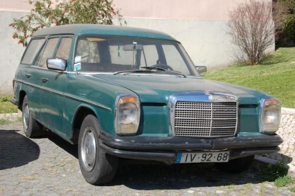 Mercedes Strich-Acht