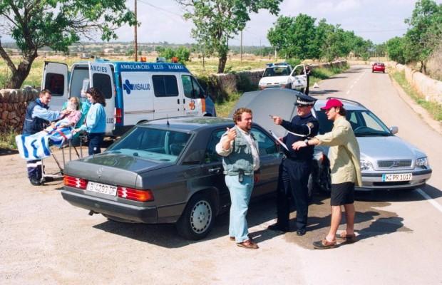 Mietwagen im Ausland: An Mallorca-Police denken