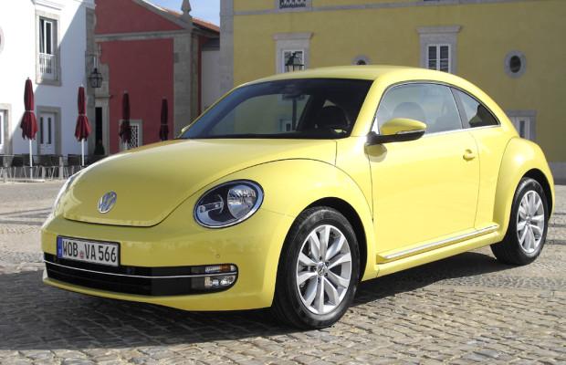 Mit Power statt Flowerpower: VW legt bei Beetle motormäßig nach