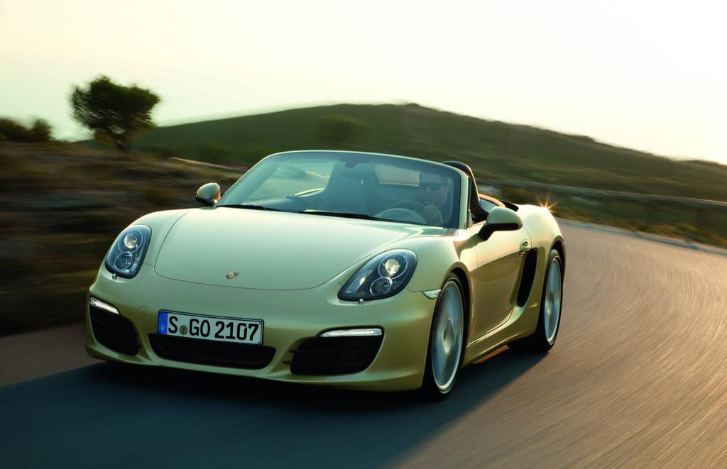 Mit dem Porsche Boxster S unterwegs auf Gran Canaria